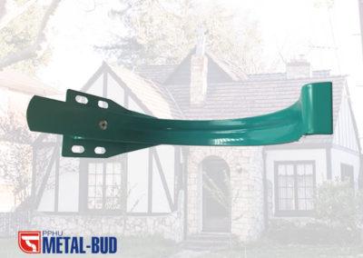 Hak-doczołowy-RAL-5018-2-metal-bud