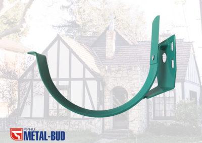 Hak-doczołowy-RAL-5018-metal-bud