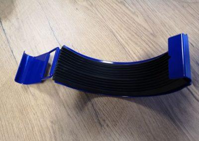 Metal-Bud Złączka rynny Ral 5002 (2)